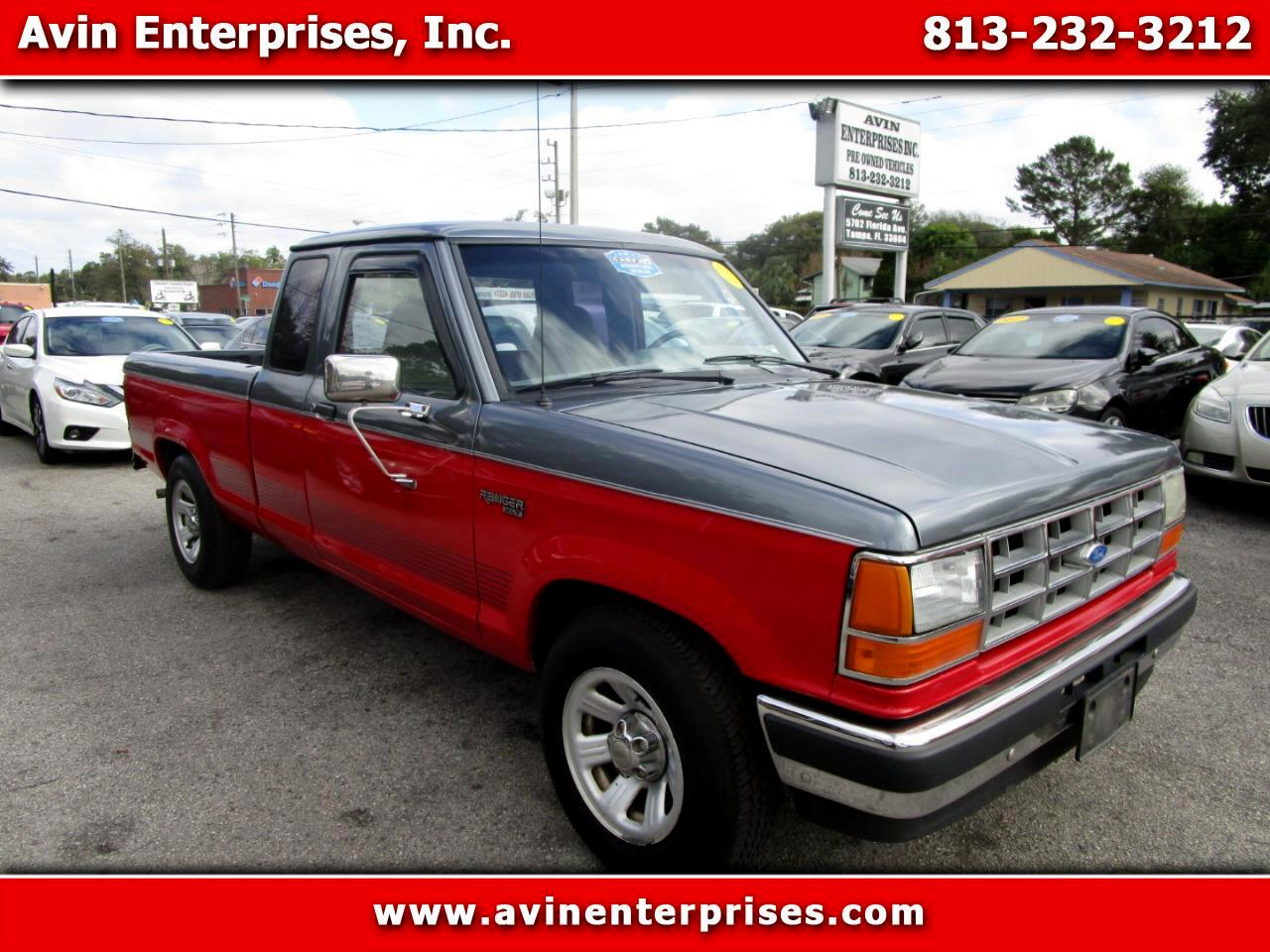 Ford Ranger SuperCab 2WD 1991