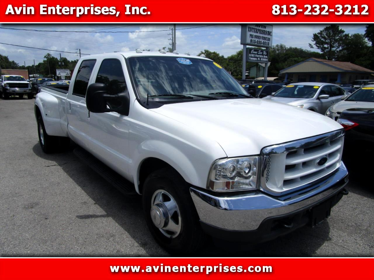 Ford F-350 SD Lariat Crew Cab Long Bed 2WD DRW 2001