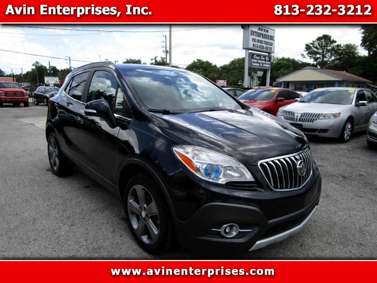 Buick Encore Convenience FWD 2014