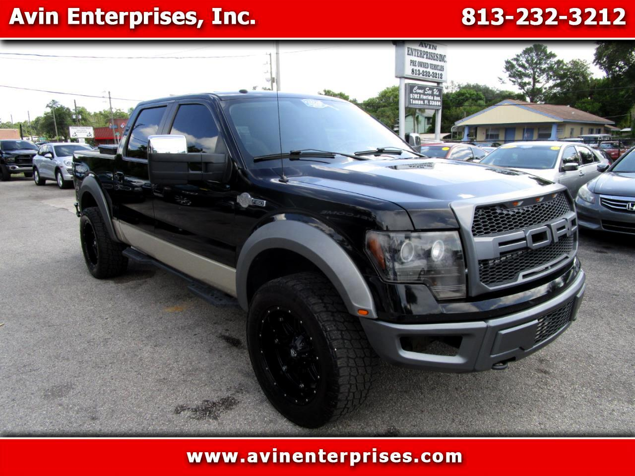 Ford F-150 King Ranch 4WD SuperCrew 6.5' Box 2009