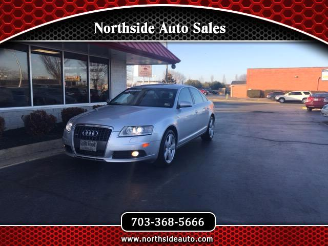 2008 Audi A6 3.2 with Tiptronic