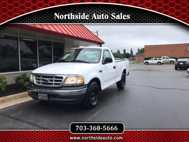 1999 Ford F-150 WS Reg. Cab Short Bed 2WD