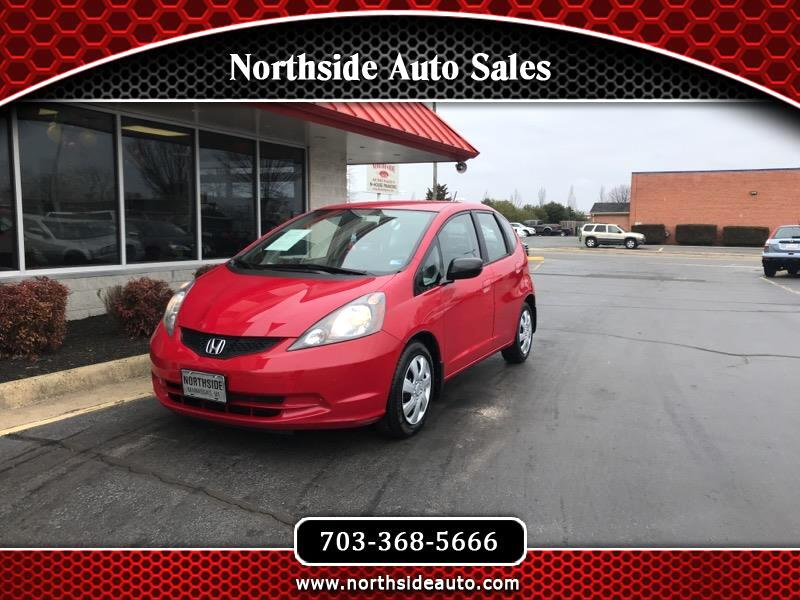 2009 Honda Fit 5dr HB AT