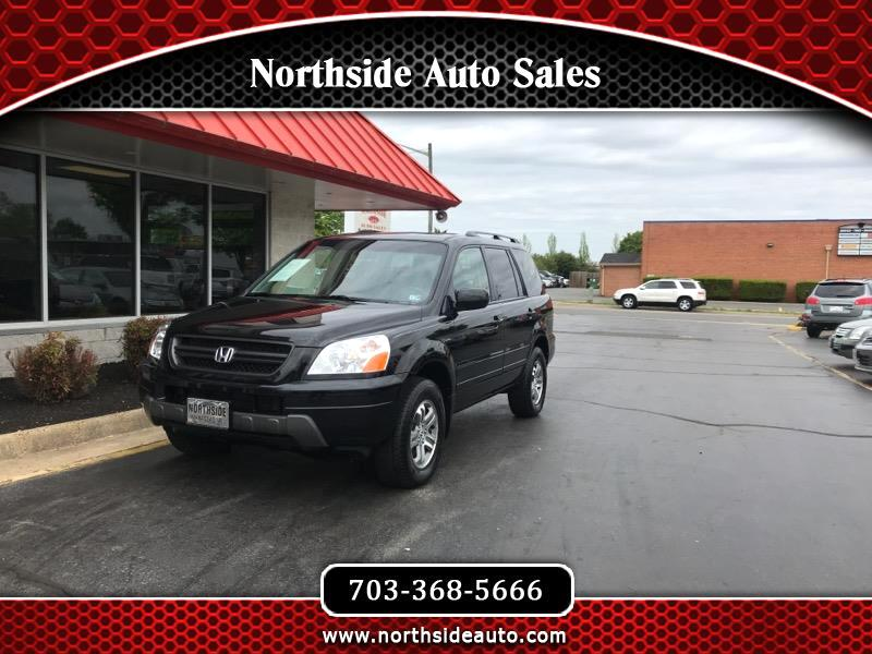 2004 Honda Pilot EX w/ Leather