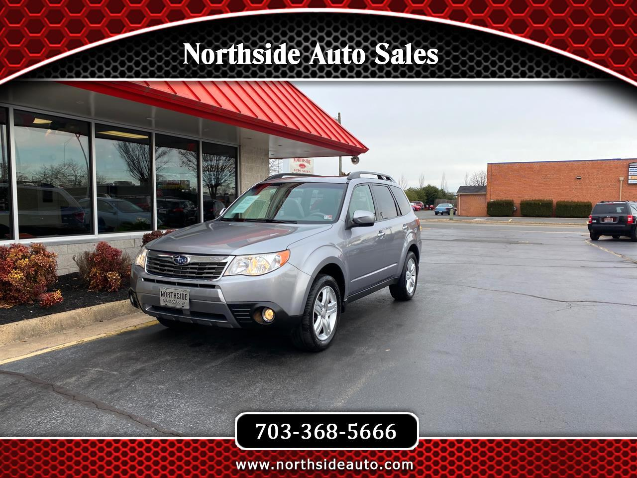 Subaru Forester 2.5X Limited 2009