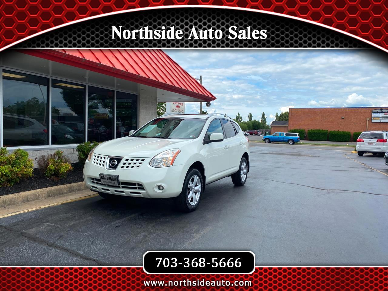 Nissan Rogue S 2WD 2009