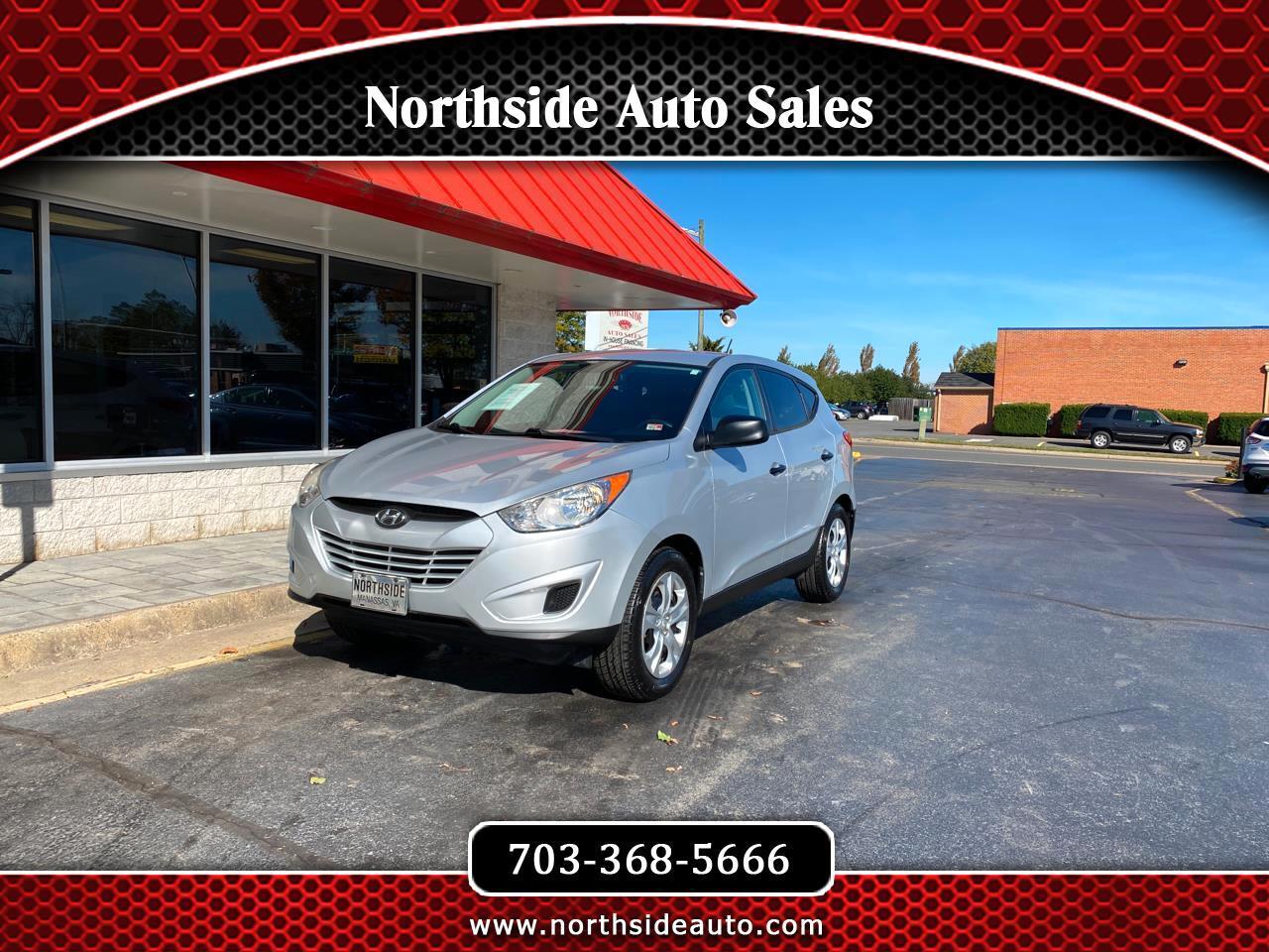 Hyundai Tucson GL Auto FWD 2012