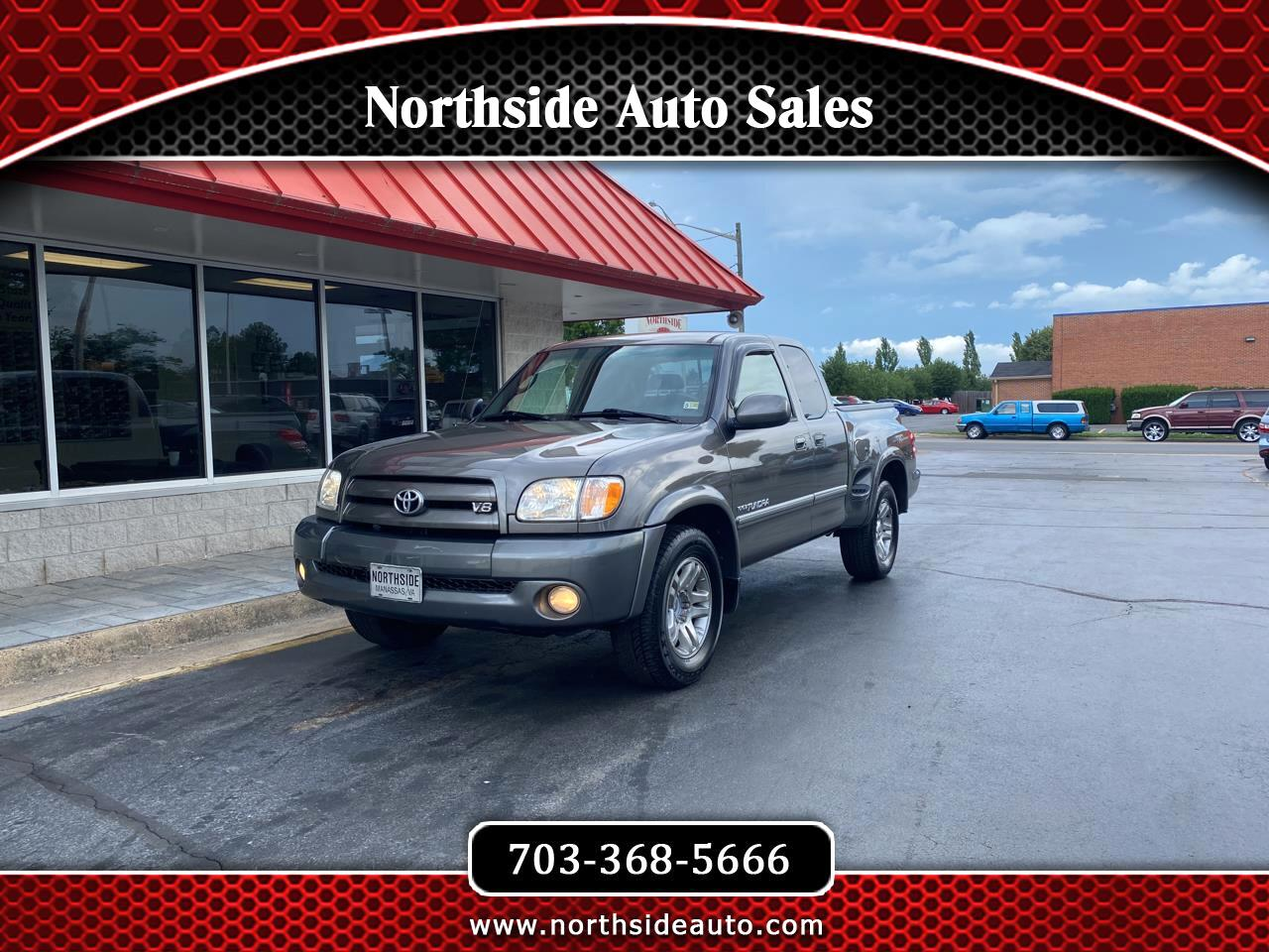 Toyota Tundra Limited Stepside Access Cab 2WD 2003