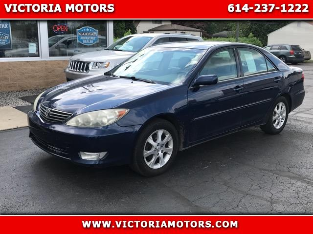 2006 Toyota Camry XLE V6 6-Spd AT