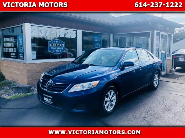 2011 Toyota Camry Base 6-Spd AT