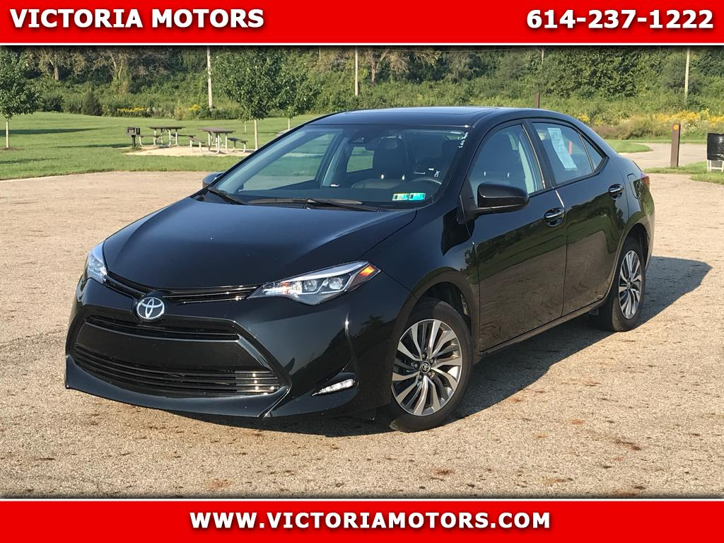2017 Toyota Corolla XLE 4-Speed AT