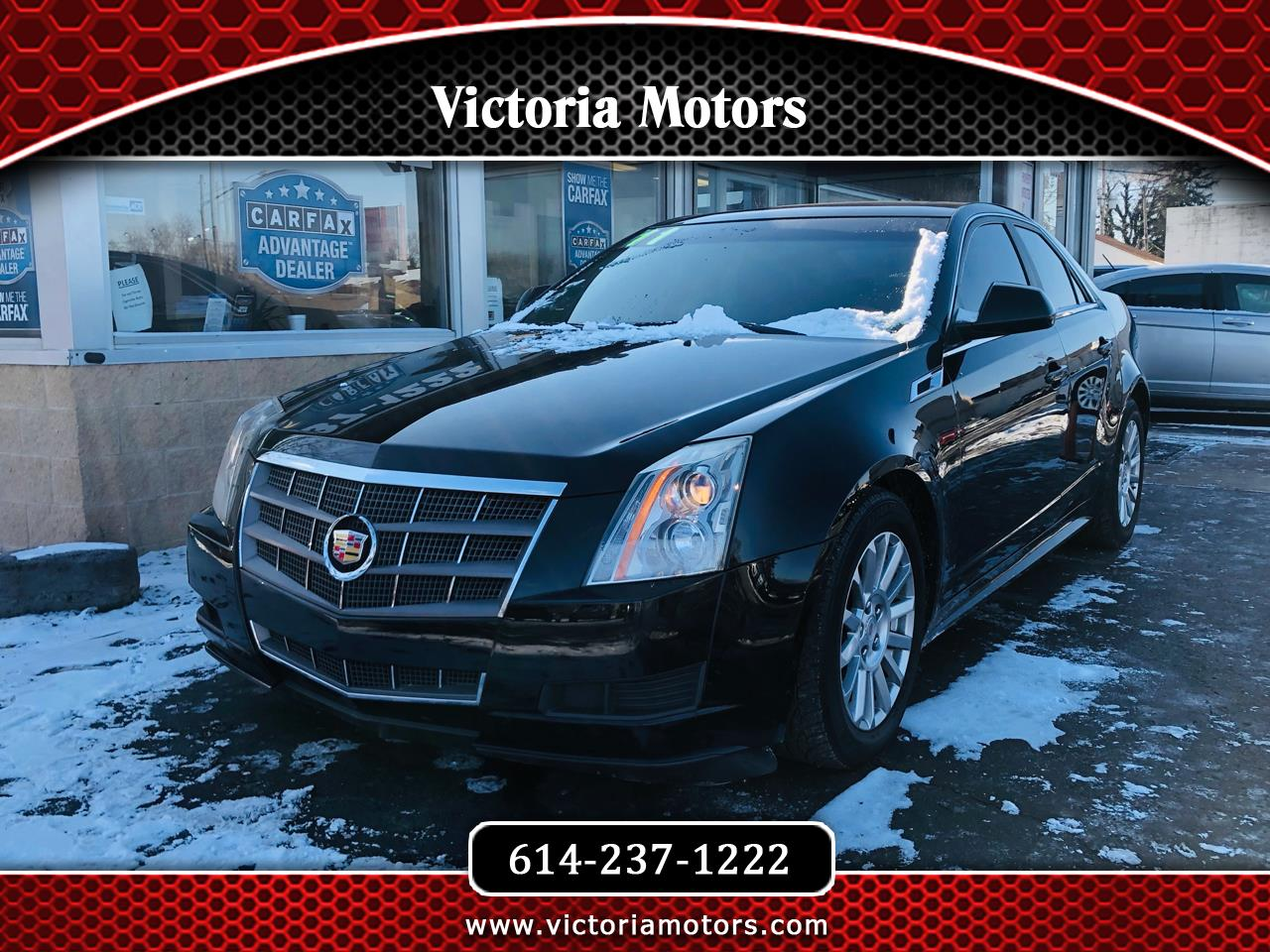 2011 Cadillac CTS Sedan 4dr Sdn 3.0L Luxury AWD