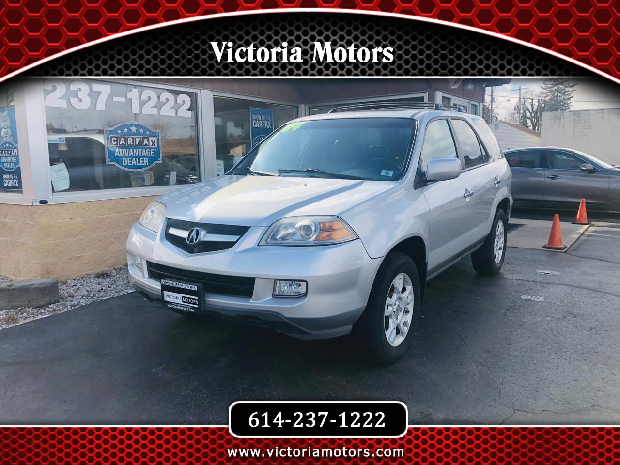 2004 Acura MDX 4dr SUV Touring Pkg w/Navigation