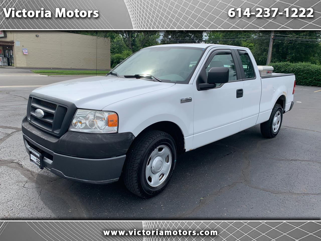 "2008 Ford F-150 2WD SuperCab 145"" 60th Anniversary"