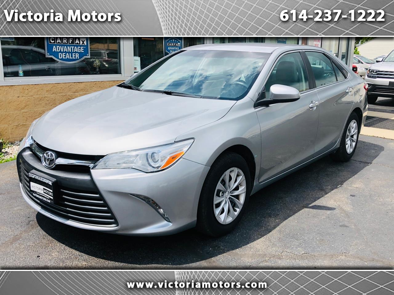 2016 Toyota Camry 4dr Sdn LE Auto