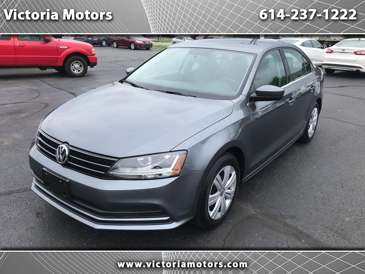2017 Volkswagen Jetta 1.4T S Manual