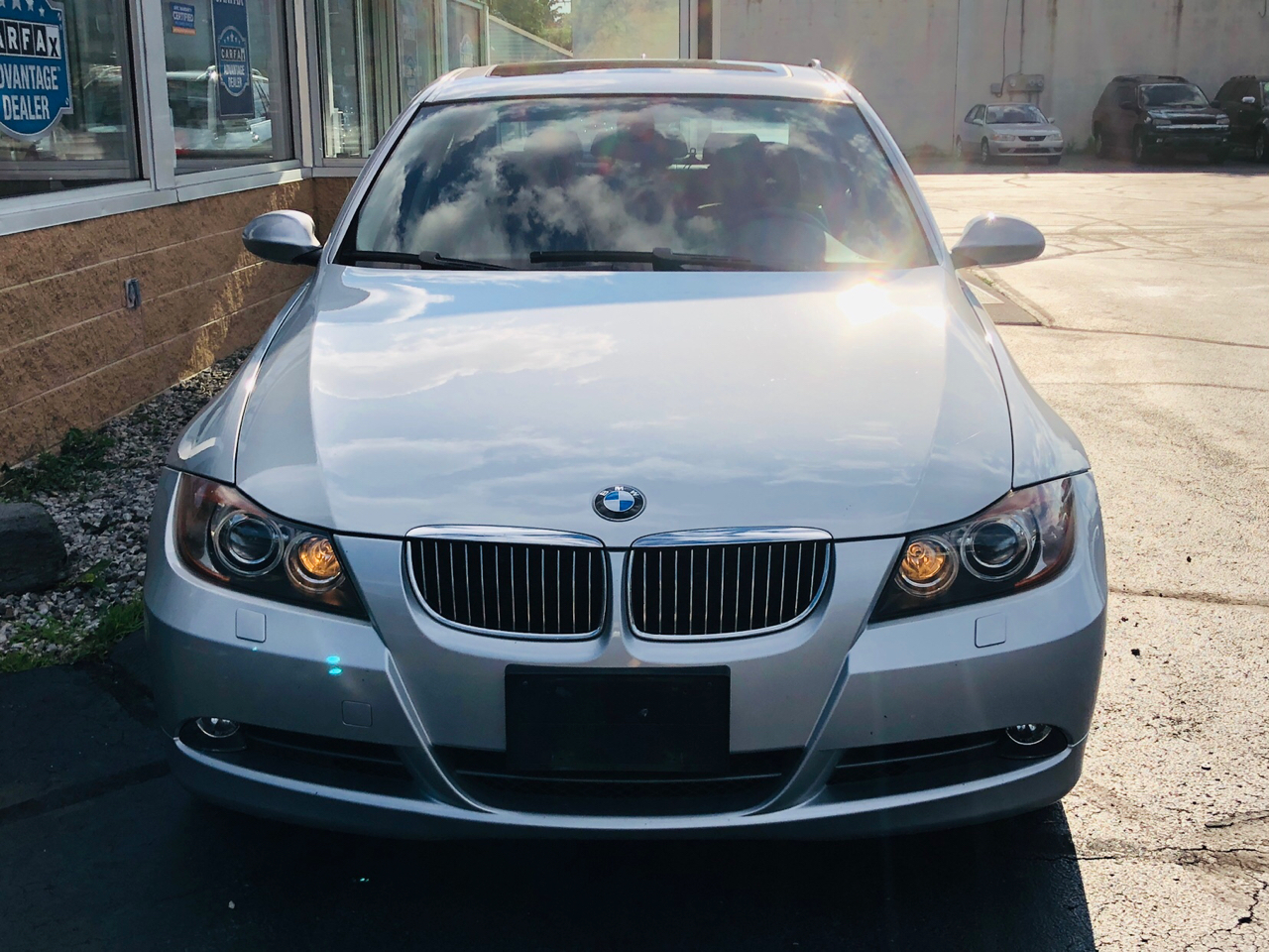 2006 BMW 3 Series 330xi 4dr Sdn AWD