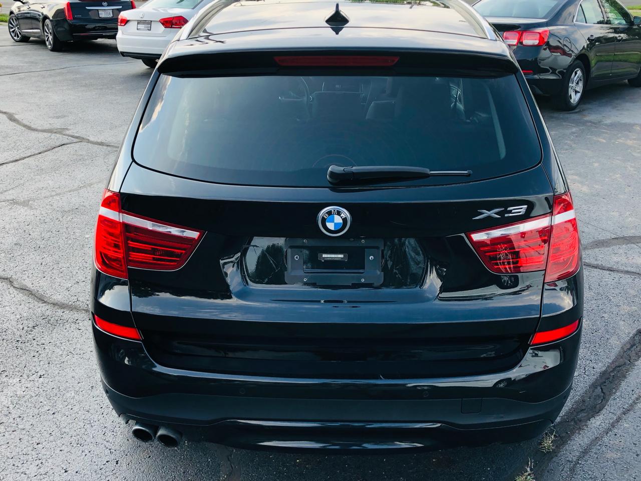 2016 BMW X3 AWD 4dr xDrive28i