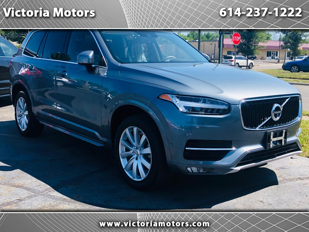 2016 Volvo XC90 AWD 4dr T6 Momentum