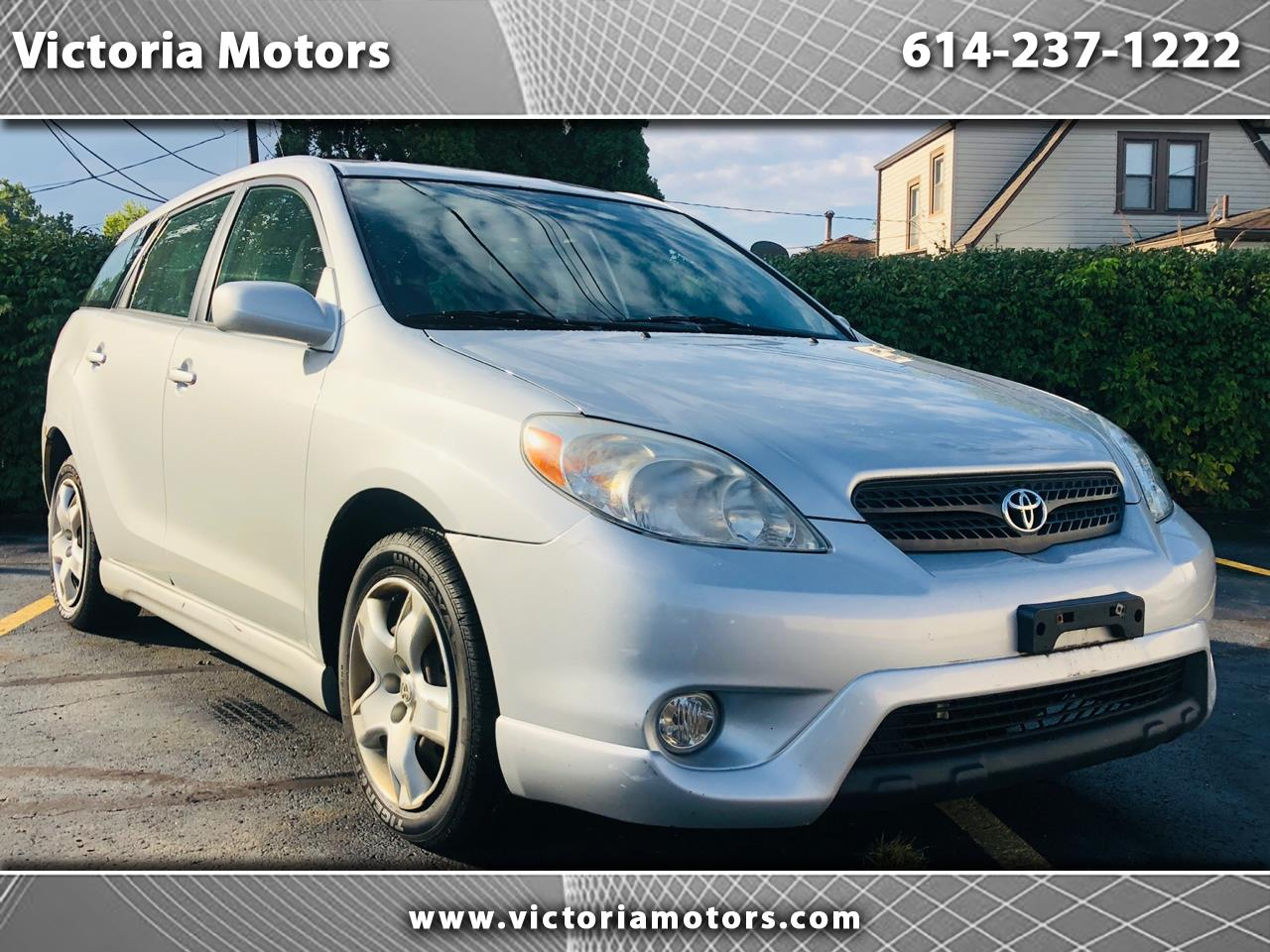 2007 Toyota Matrix 5dr Wgn Manual STD (Natl)