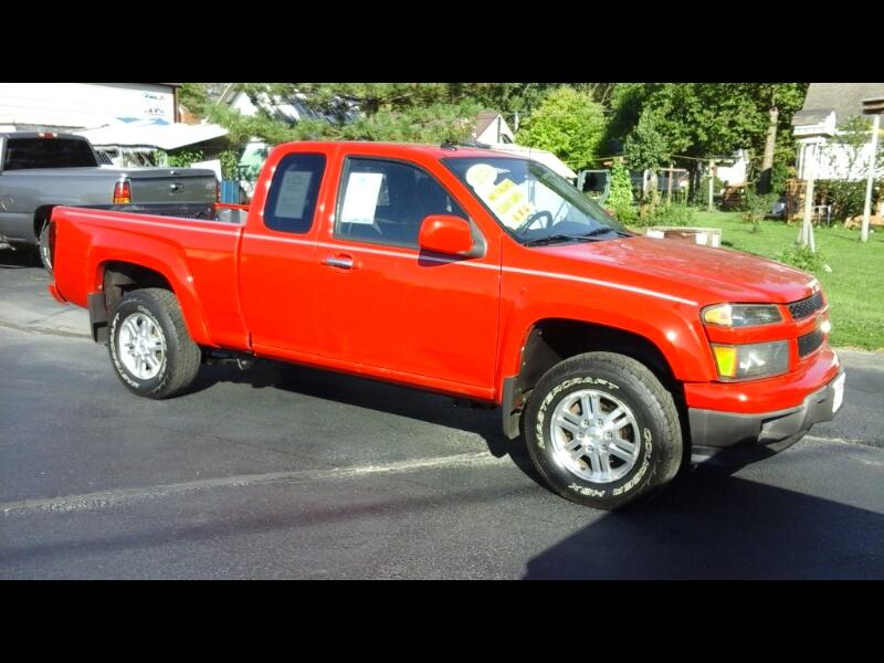 Chevrolet Colorado LT1 Crew Cab 4WD 2010