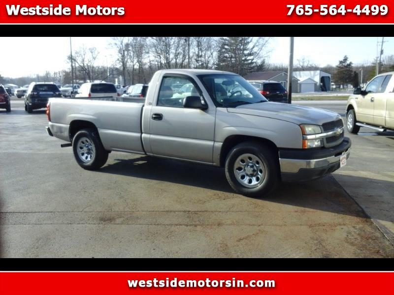 Chevrolet Silverado 1500 Work Truck Long Bed 2WD 2005