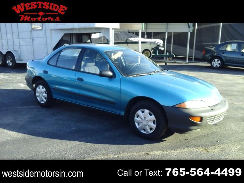 Chevrolet Cavalier Sedan 1997