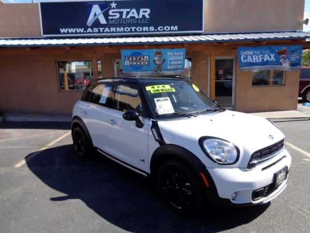 2015 MINI Countryman S ALL4