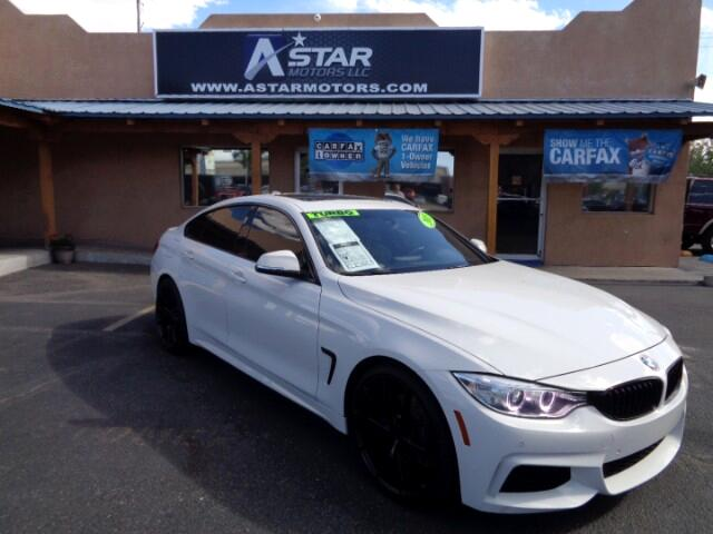 2015 BMW 4-Series Gran Coupe 428i SULEV
