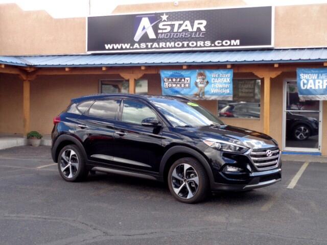 2016 Hyundai Tucson AWD 4dr Limited