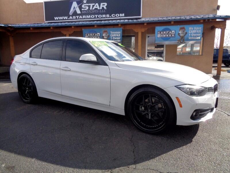2016 BMW 3-Series 328i Sedan