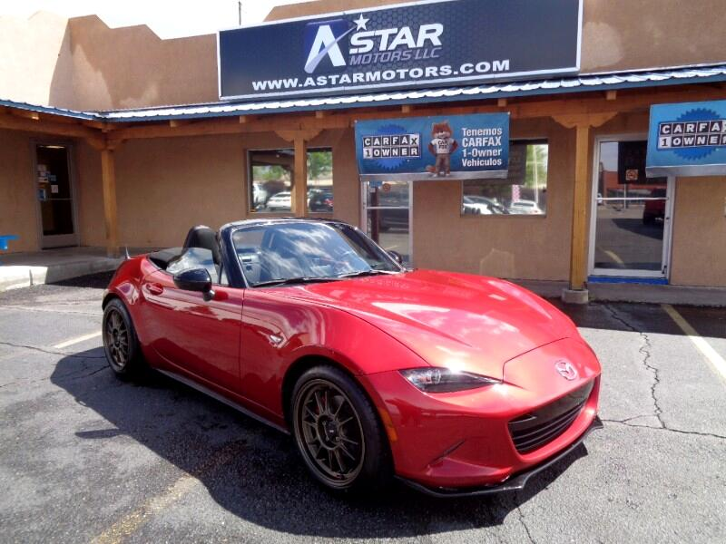 Mazda MX-5 Miata Club 6MT 2016