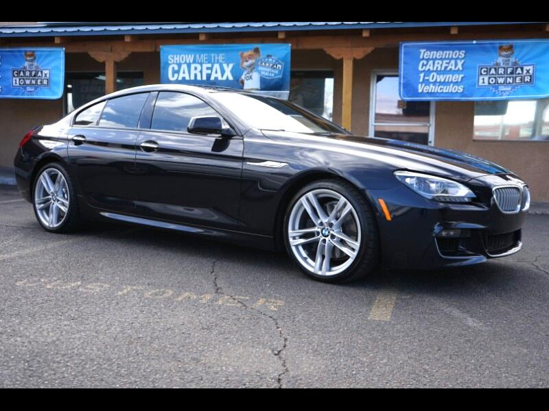BMW 6-Series Gran Coupe 650i 2014