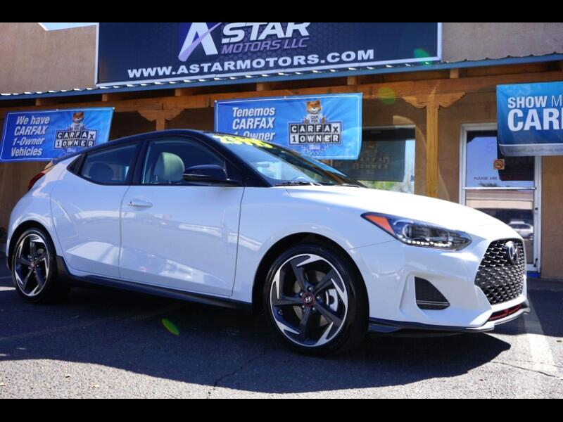 Hyundai Veloster Turbo Ultimate 7A 2019