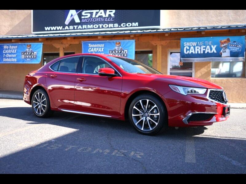 Acura TLX Technology Package 3.5L 2018