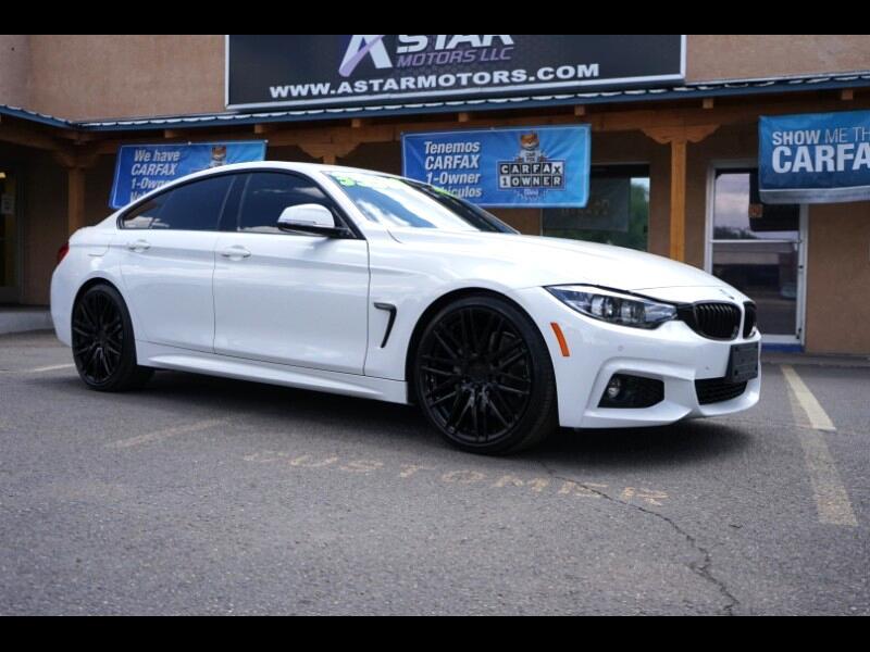 BMW 4-Series Gran Coupe 430i 2018