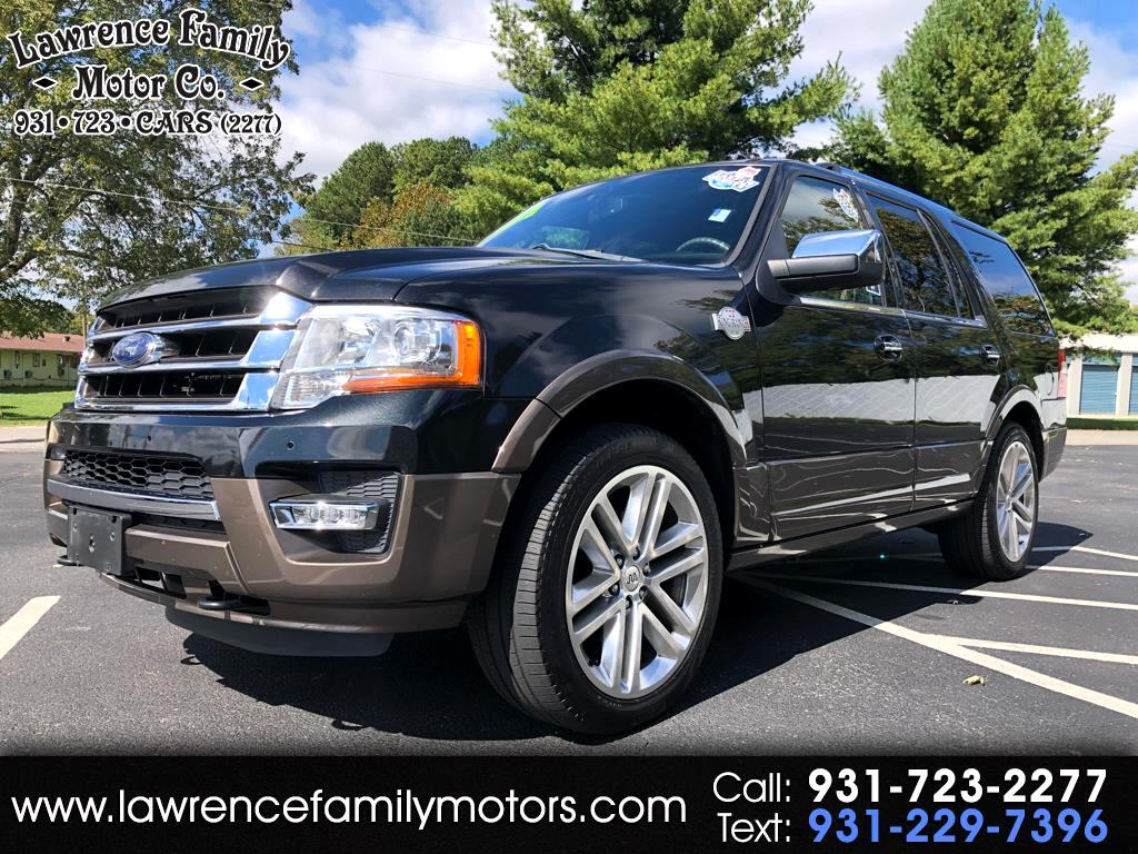 2015 Ford Expedition 4dr King Ranch 4WD