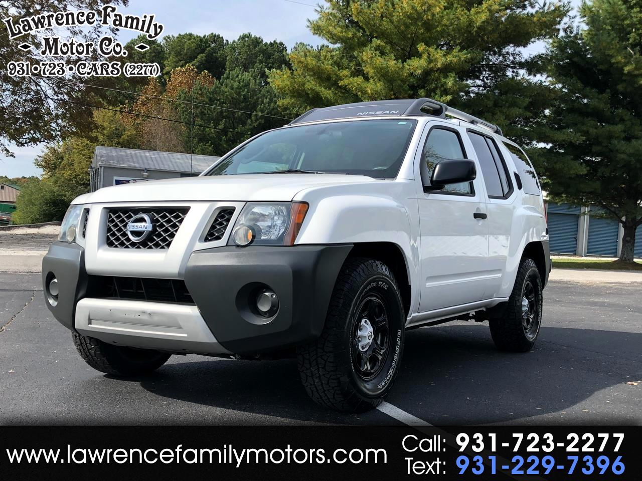 Used Cars For Sale Manchester Tn 37355 Lawrence Family Motor Co 2011 Nissan Xterra Fuel Filter S 2wd