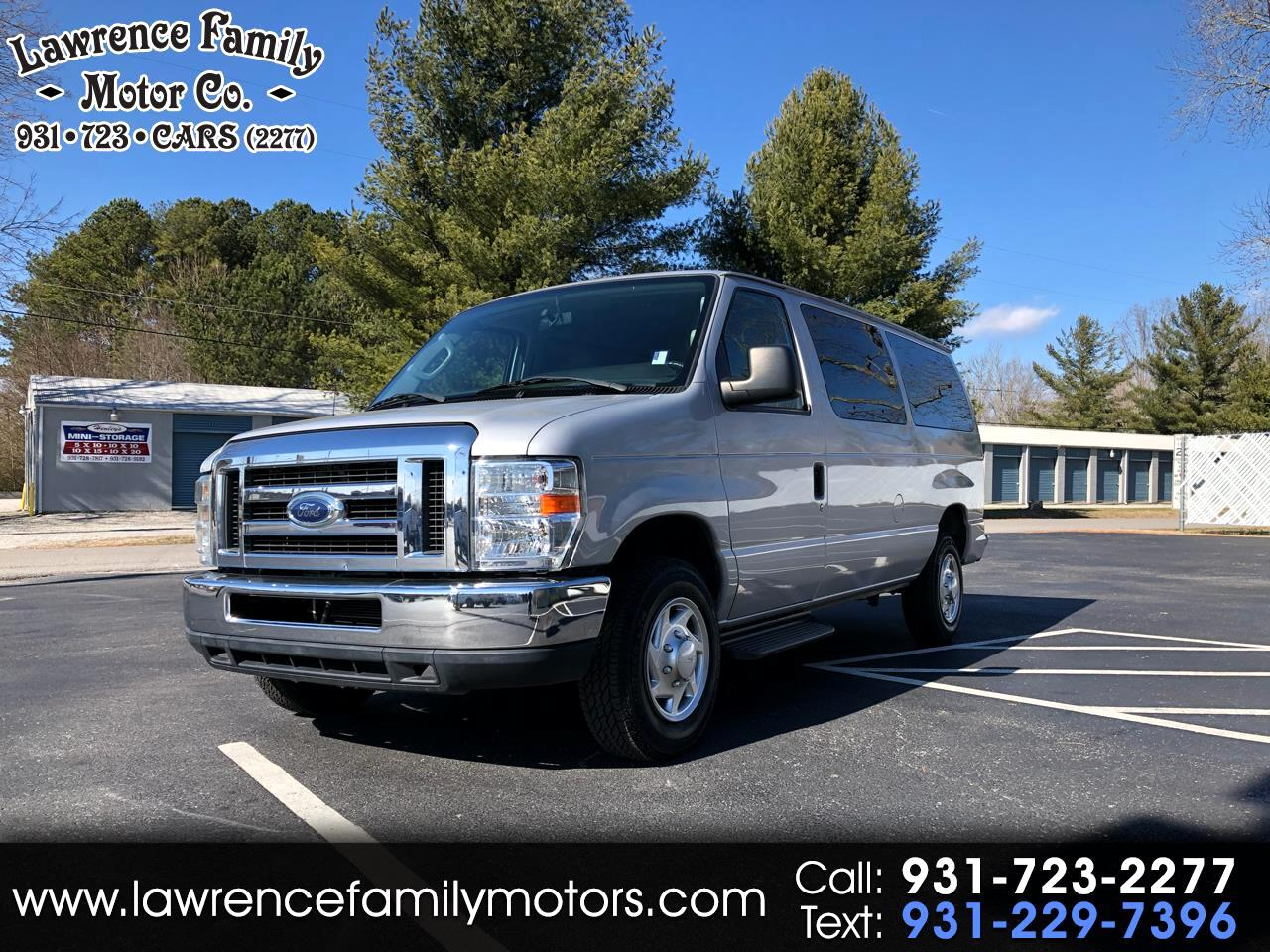 2014 Ford Econoline E-350 Super Duty XL