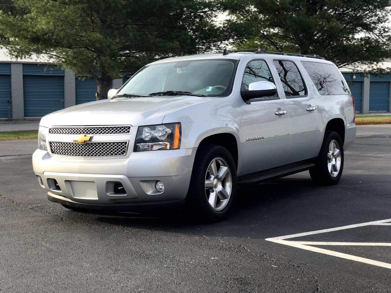 2014 Chevrolet Suburban 2WD 4dr LT