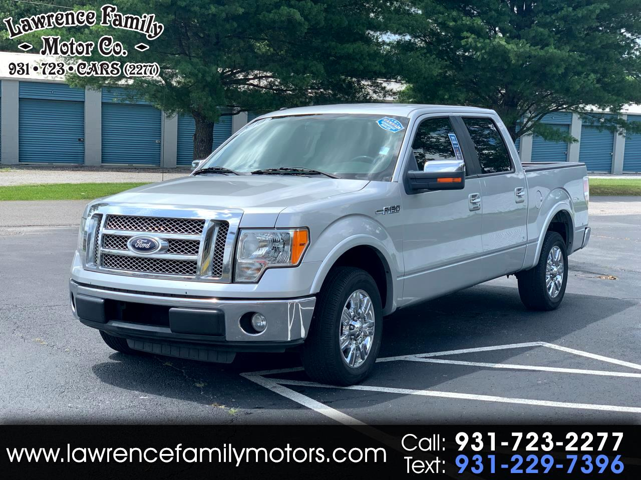 "2010 Ford F-150 2WD SuperCrew 145"" XL"