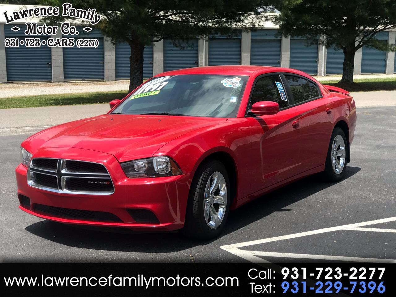 2013 Dodge Charger 4dr Sdn SE RWD