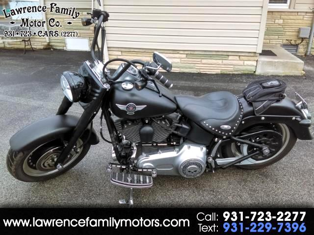2010 Harley-Davidson FLSTFB FAT BOY