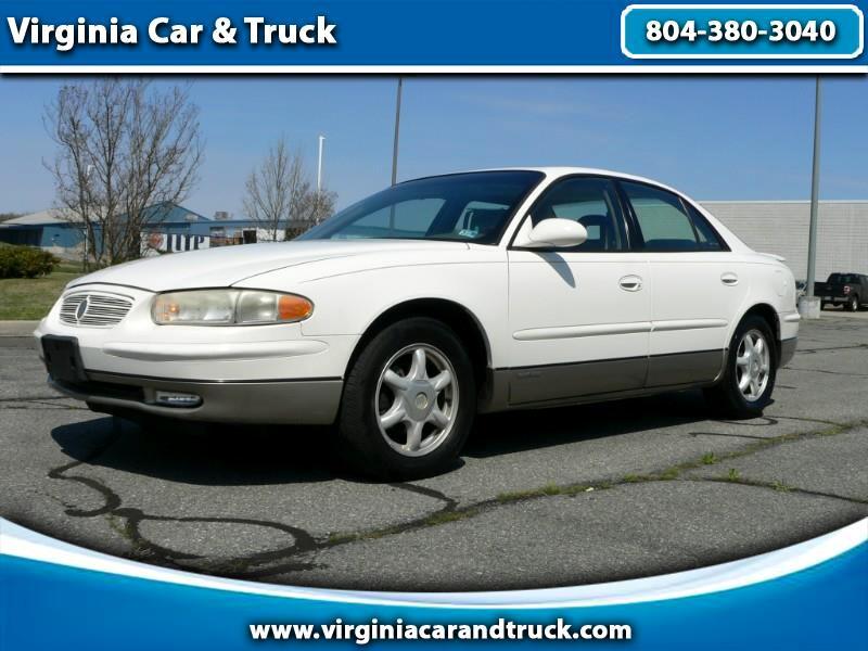 2002 Buick Regal GS