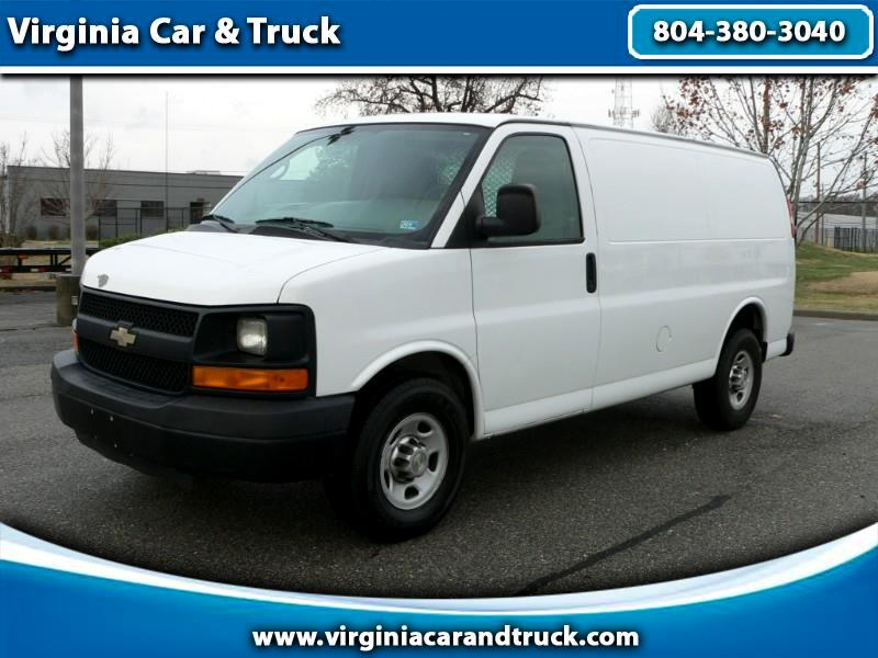 Chevrolet Express 2500 Cargo 2012