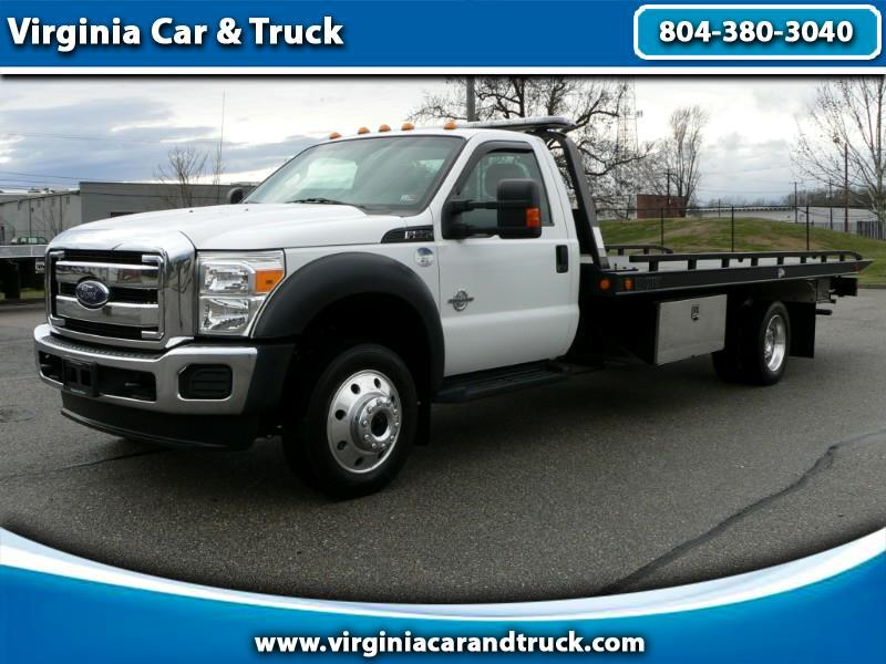 Ford F-550 Regular Cab DRW 4WD 2015
