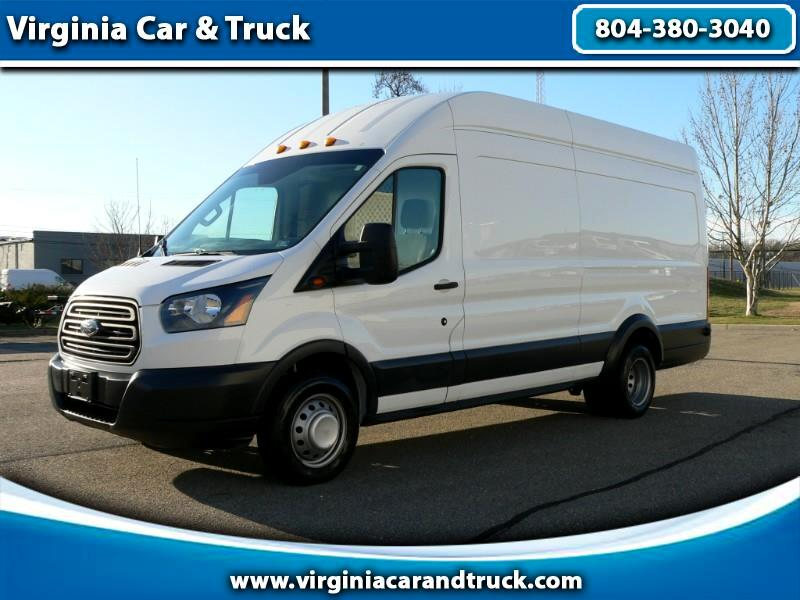 Ford Transit 350 Van HD High Roof 10360lb GVWR Pass. Slide EL 2015