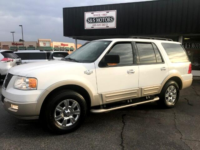 2006 Ford Expedition King Ranch 2WD