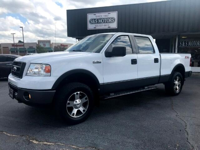 2008 Ford F-150 FX4 SuperCrew 6.5 Ft. Bed