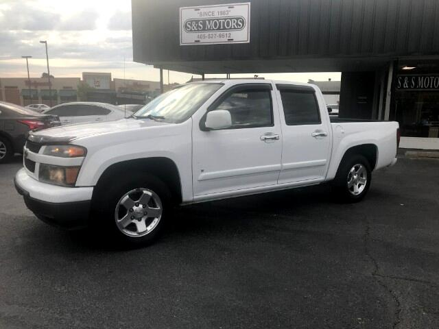 2009 Chevrolet Colorado LT Crew Cab 2WD Short Box